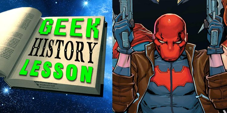 Geek History Lesson Red Hood