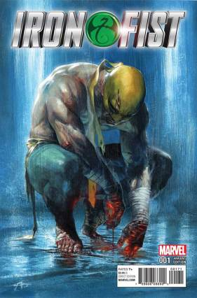 Iron_Fist_1_Dell'Otto_Variant