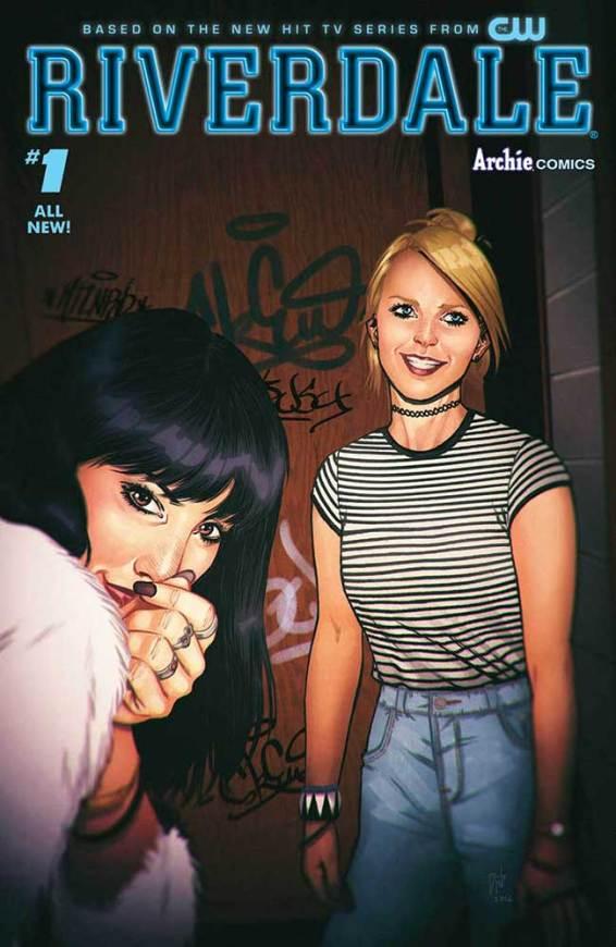Riverdale#1MorissVar