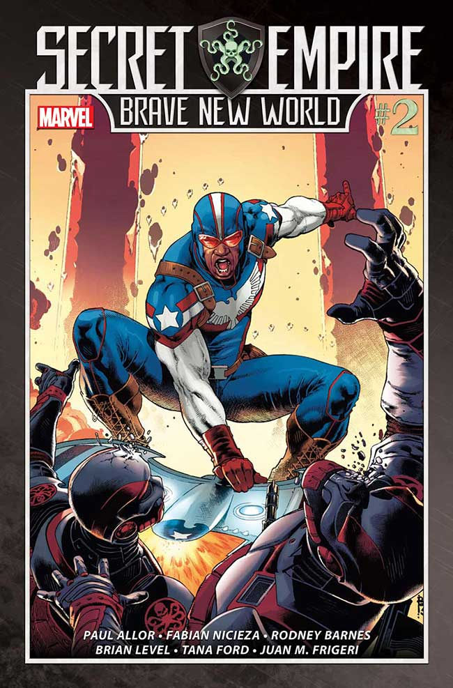 Secret Empire: Brave New World