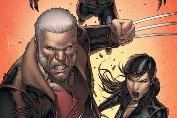 Weapon X #1