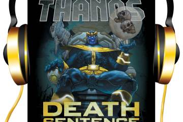 GraphicAudio Thanos Death Sentence
