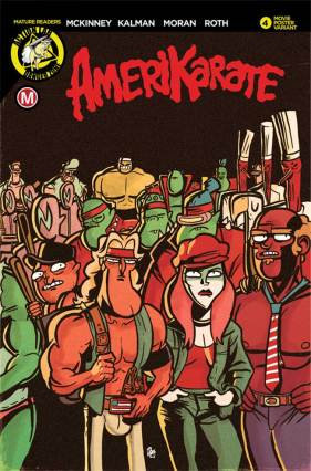 Amerikarate-4-COVER-B-MOVIE-POSTER-VARIANT-COVER