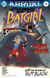 Batgirl Annual