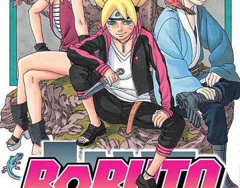 Boruto Manga Viz Media