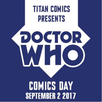 Doctor Who Comics Day
