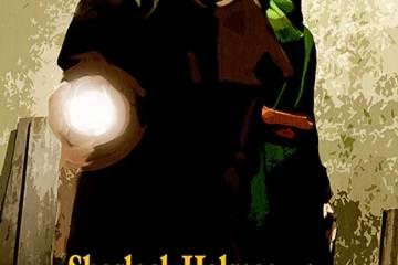 Sherlock Holmes and Green Llama