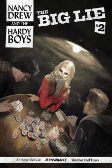 Nancy Drew and the Hardy Boys: The Lie #2
