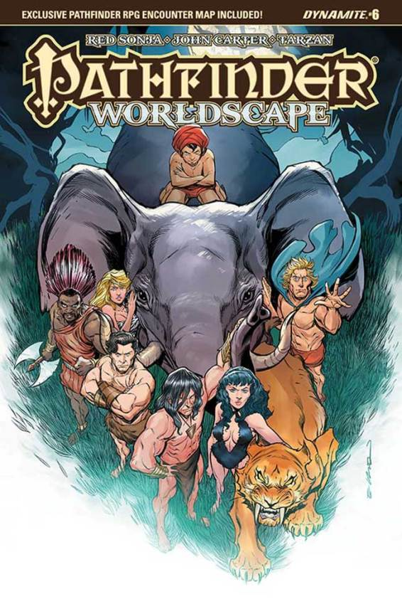Pathfinder: Worldscape #6