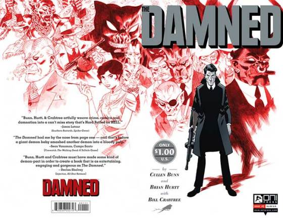 The Damned #1