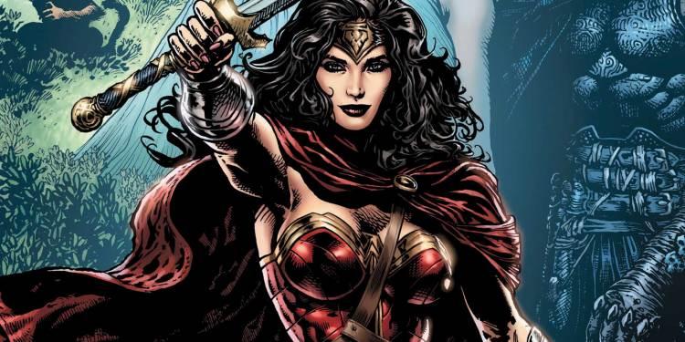 Liam Sharp Wonder Woman