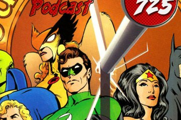 Major Spoilers Podcast JLA: The Nail