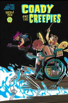 Coady and the Creepies #3