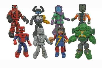 Marvel Animated Minimates