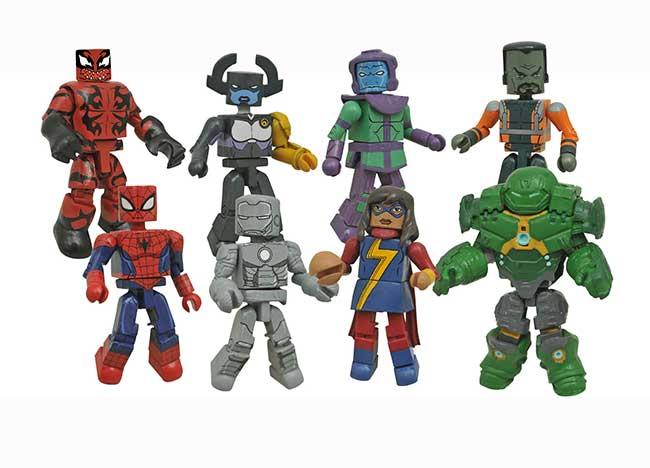 Marvel Animated Minimates