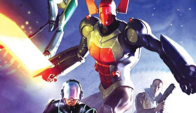 Micronauts: Wrath of Karza #2