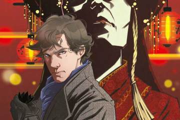 Sherlock The Blind Banker #5
