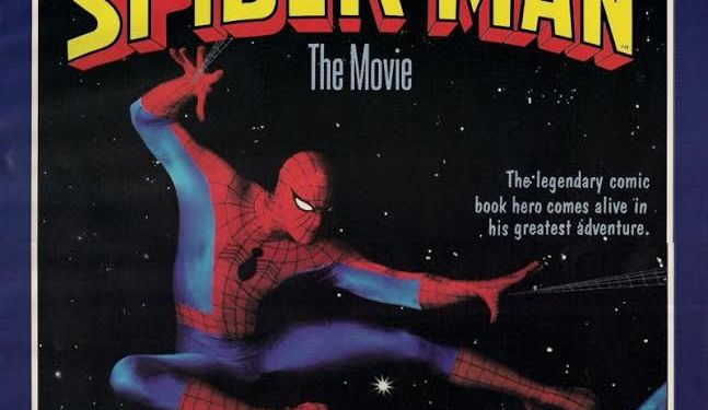 1977 Spider-Man Costume