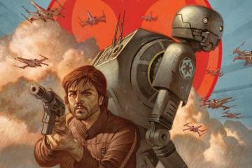 Cassian and K-2S0