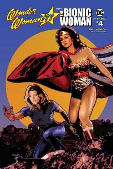 Wonder Woman '77 Meets The Bionic Woman #4