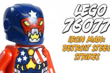 Iron Man Detroit Steel Strikes
