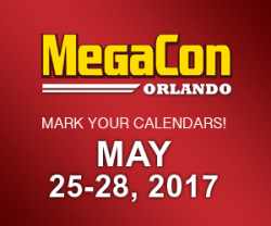 Megacon, Orlando, dealers, conventions, Batman, Hawkman, action figures, Indie comics, Scout Comics, Solar Flare, James Haick, Richard Rivera, Stabbity Bunny, cons,