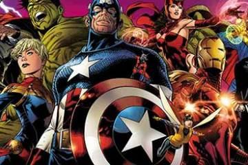 Marvel Legacy Marvel Comics for September 2017