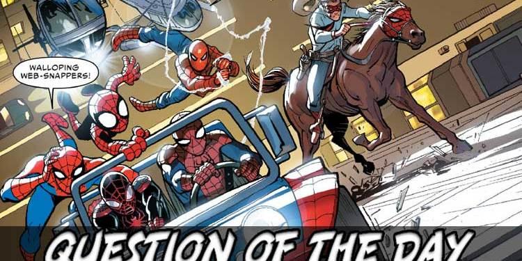 Alternative Versions of heroes Flash Spider-Man Spider Woman