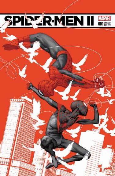 Spider-Men II #1