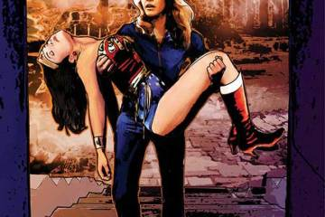 Wonder Woman '66 Meets Bionic Woman #5