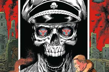 Wolfenstein comic book