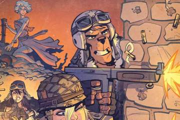 World War Tank Girl #3