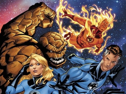 Legendary Fantastic Four