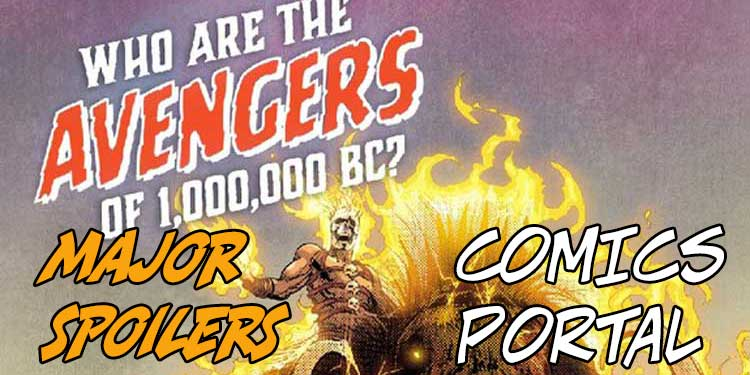 Comics Portal 1,000,000 BC Avengers