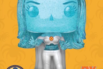 White Queen Pop! Vinyl Figure Emma Frost HalloweenFest