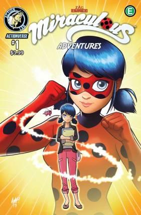 Miraculous Adventures #1