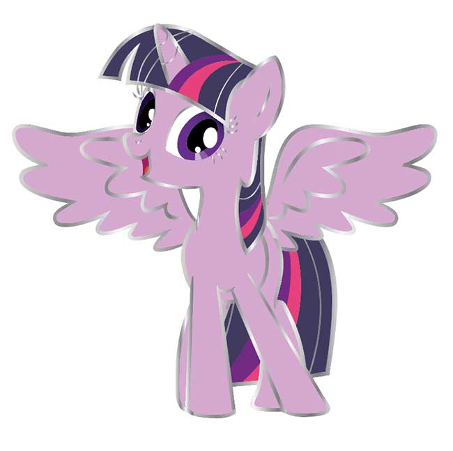 Twilight-Sparkle-Pin
