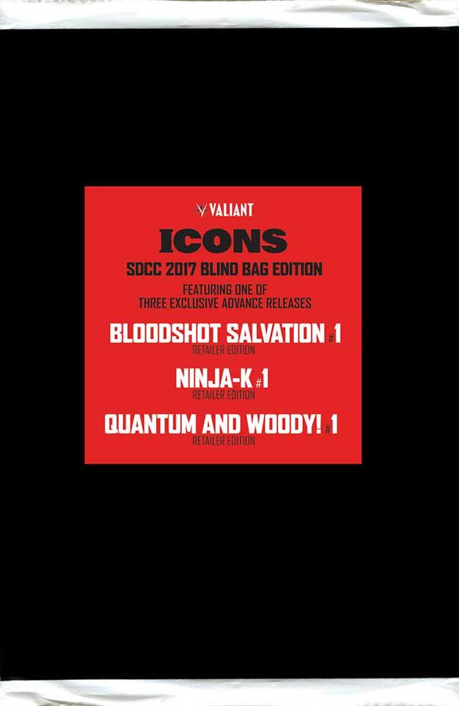 Valiant Blind Bag Edition