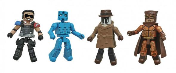 Watchmen Minimates