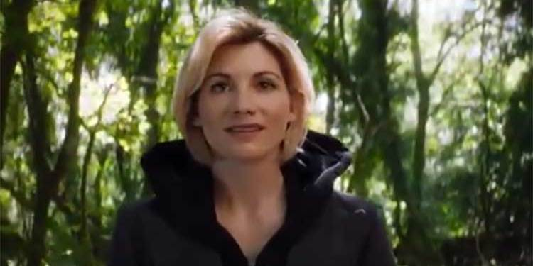 Jodie Whitacker 13th Doctor