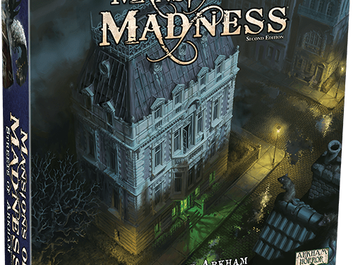 Mansions of Madness Streets of Arkham