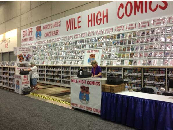 Mile High Comics will not attend San Diego Comic Con 2017