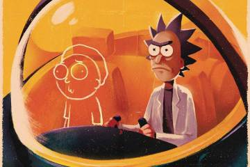 Rick and Morty #29