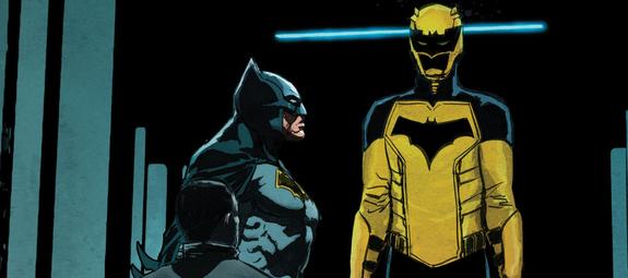Batman: The Signal