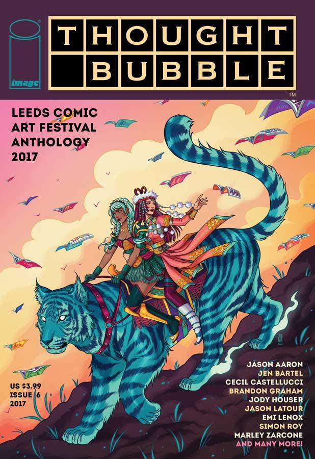 Thought Bubble 2017 Anthology
