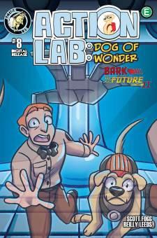 Action Lab: Dog of Wonder #4