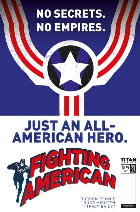 Fighting American #1