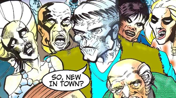 Wayne Hall, Wayne's Comics, David Miller, Indiegogo, Frankenstein, Zombie, Germany, monster, Mary Shelly, bride, wolfman, gustav