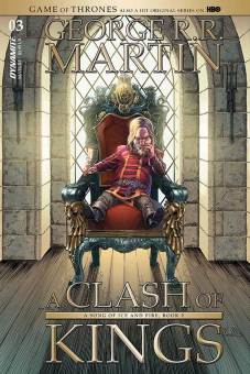 George R. R. Martin's A Clash of Kings #3