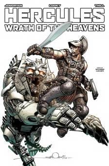 Hercules: Wrath of the Heavens #1